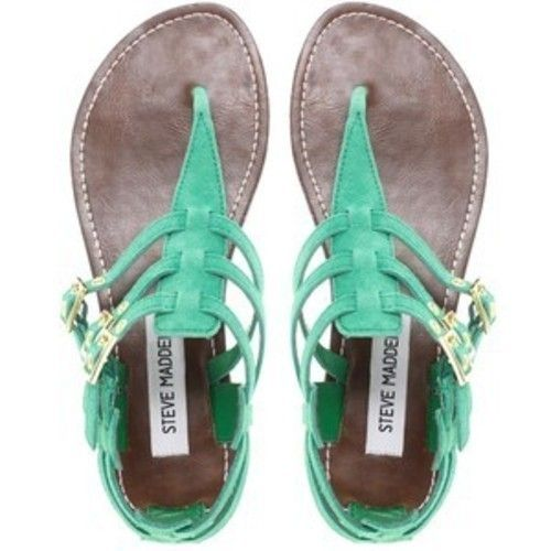 Color!!Mint Green, Summer Sandals, Madden Sandals, Style, Colors, Summer Shoes, Steve Madden Shoes, Green Sandals, Stevemadden