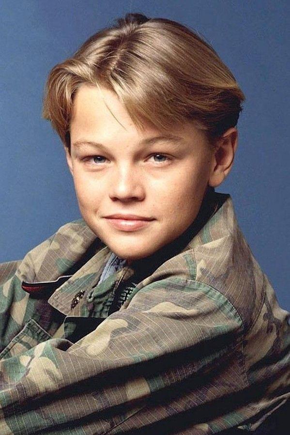 celebridades na juventude - Leonardo DiCaprio, 16 anos