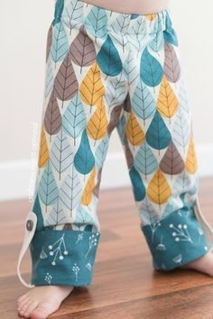 Comfy pajama pants tutorial + free PDF pattern | Craftiness is Not Optional