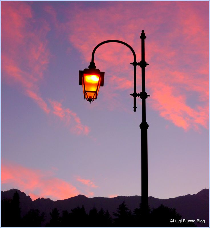 Luci del tramonto by L.Spagnolo