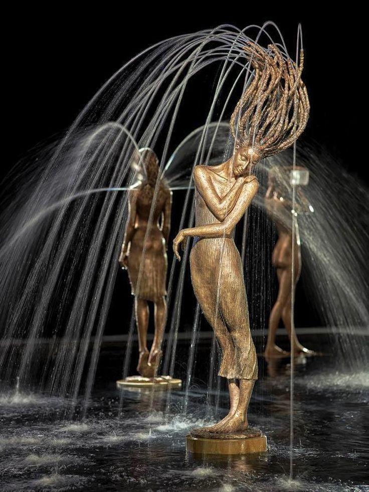 Fontaines_Bronze_Wood_Sculptures_by_Malgorzata_Chodakowska_2016_07