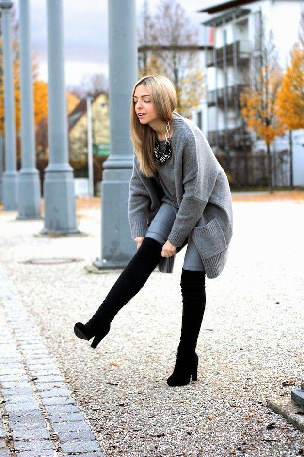 How to wear overknees Vol. 1