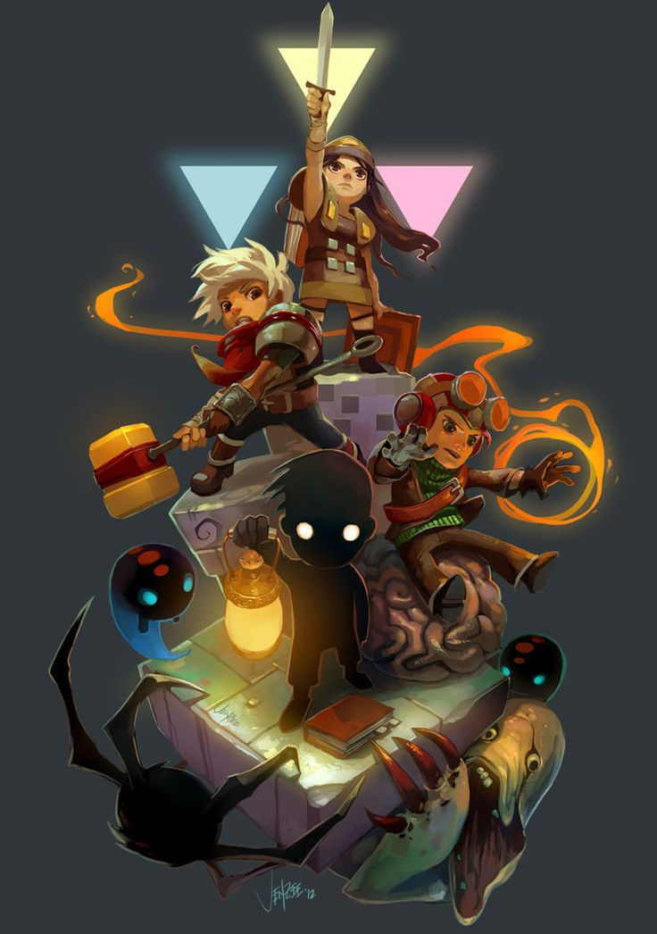 Humble Indie Bundle V by ~JenZee on deviantART