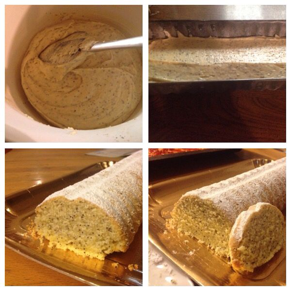 Plumcake al limone e semi di papavero | Lemon and poppy seeds plumcake