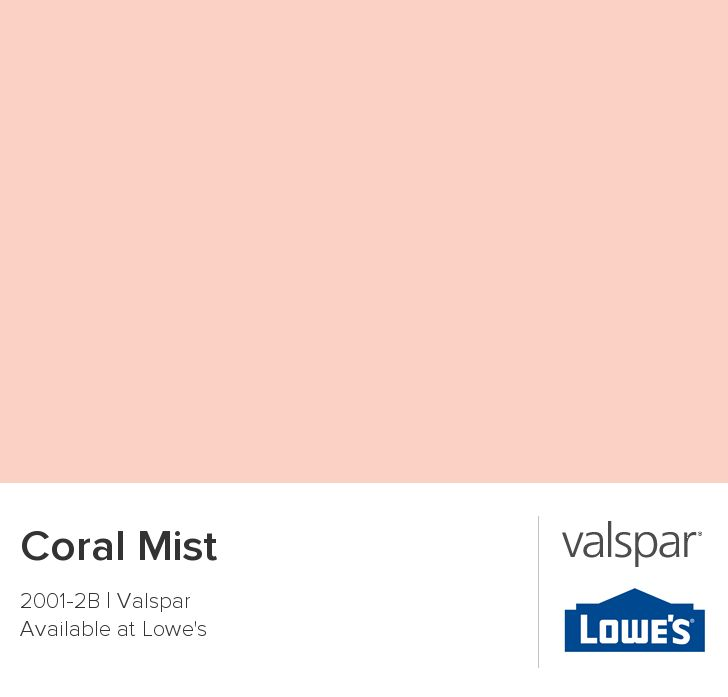 Coral Mist