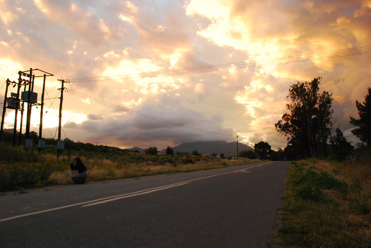 Near Montagu, South Africa