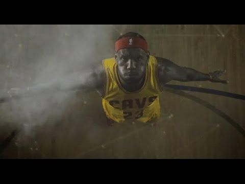 """Cleveland Cavaliers / LeBron James player introductons season opener """"No place like home"""" - YouTube"""