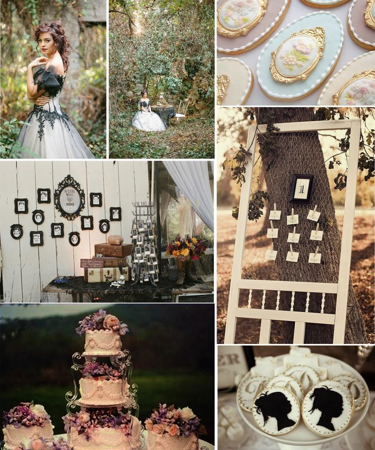 There are many people who are interested to apply vintage wedding decoration ideas in their wedding style. You will see and know that a vintage wedding sty & 57 best Southern Gothic images on Pinterest | Southern gothic ...