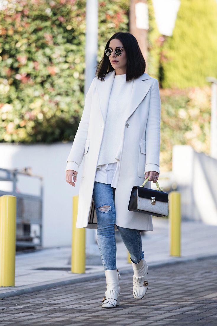 white on white on white outfit