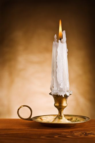Passover Traditions: Removing the Chametz by Candlelight