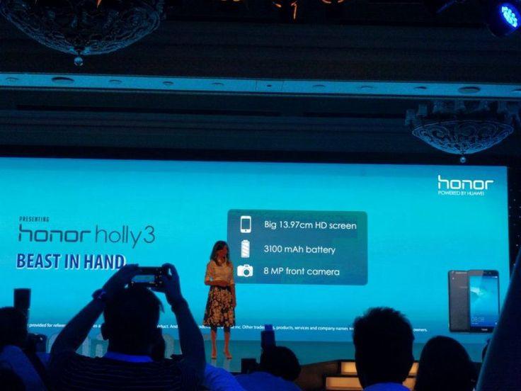 Huawei Honor Holly 3 το πρώτο κινητό που παράγεται στην Ινδία