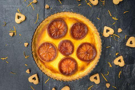 Grapefruit-Tarte