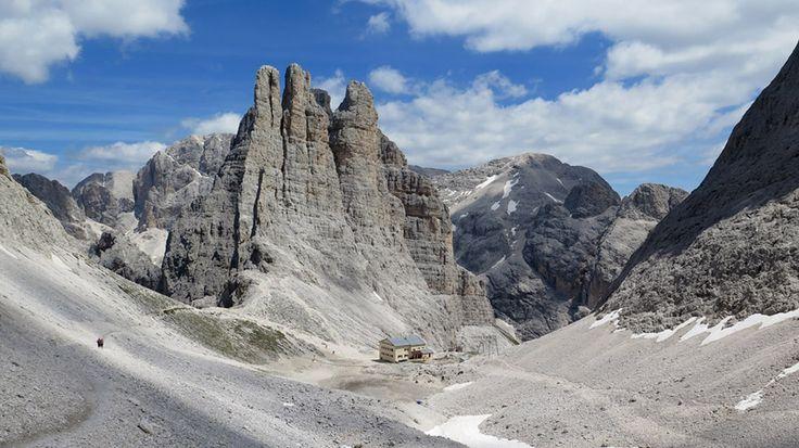 Gartlhütte # Vajolet # Dolomiten # Photo: Ulrike Fischer