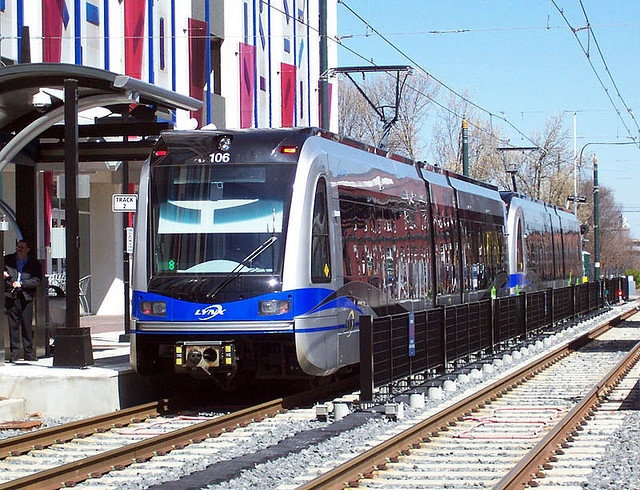 charlotte: lynx light rail