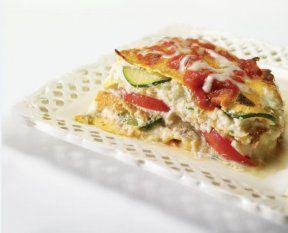 Vegetable Lasagna | Gluten Free & More