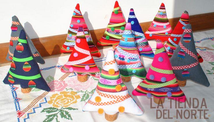 Pinitos para decorar