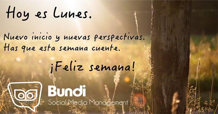 Conoce más sobre nuestros servicios de Administración de Redes Sociales. #DigitalMarketing #MercadoDigital #CM #PYMES #Emprendedores #Emprendimiento #SocialMedia #RedesSociales #BundiSocial #Colombia #EmpresasColombianas #Lunes #felizsemana #motivación