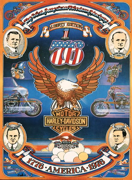 marketing of harley davidson essay Twice a year, a fashions and collectibles catalog is produced with various  harley merchandise another marketing strategy, harley-davidson cafes, have  been.