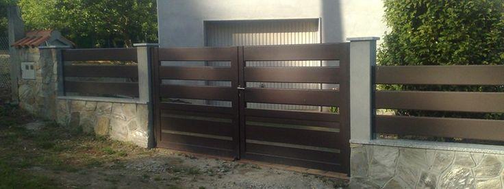 Carpintería de aluminio en Vilagarcía de Arousa - Aluxan