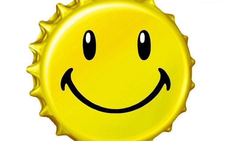 Kapsel, Uśmiech