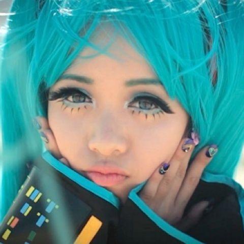16 best cosplay hatsune miku images on pinterest