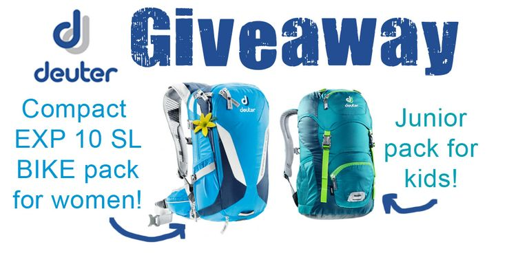 Just a glimpse of some of the awesome giveaways happening JUST for our 365 Mile Challenge participants! Big thanks to Deuter  for this one! We are giving away awesome gear EVERY week all year long.  It's NOT too late to join in the fun!!!! And believe me, this group is ROCKING! Sign up here: http://365milechallenge.org/
