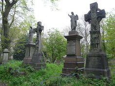 Tower Hamlets Cemetery Park (one of the 'great 7')