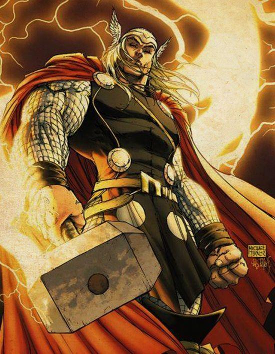artwork gods lightning marvel - photo #38
