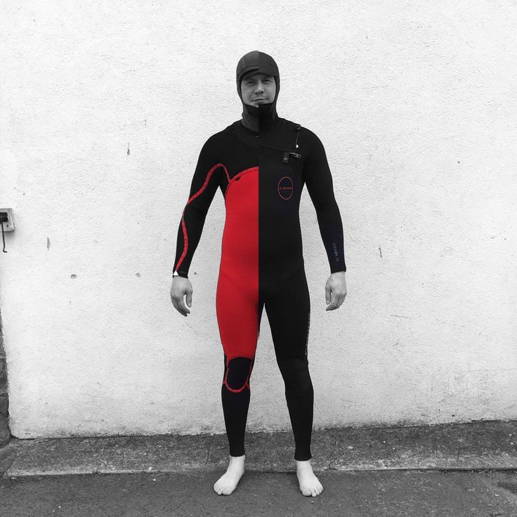 The Hooded ReWired offers the most flexibility from the winter range while providing a lightweight thermal hood so you can stay in for longer! The hooded comp option for maximum movement in the water 🏃😎  https://www.zumajay.co.uk/wetsuits-and-accessories/mens-wetsuits/winter/c-skin-rewired-5-4mm-hooded-black-rust