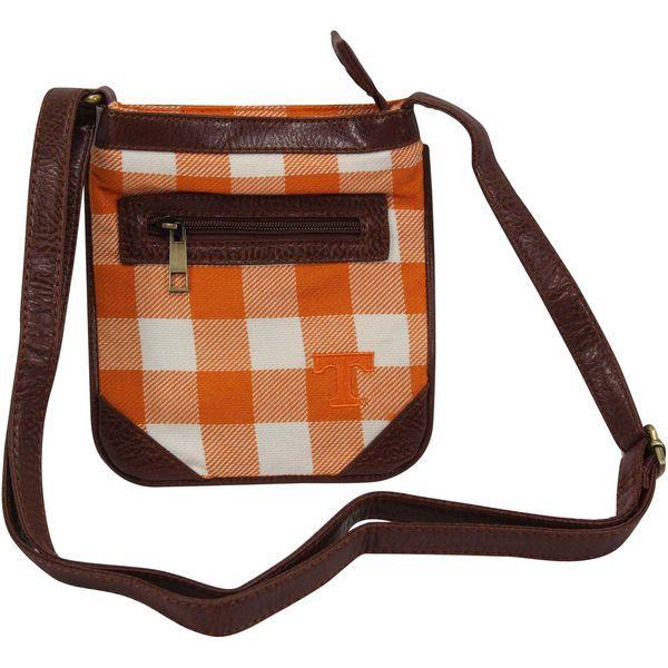 Tennessee Volunteers Women's Ticket Bag - Tennesse Orange/Pure White - $29.99