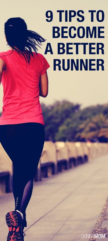 tips to perfect your running skills.