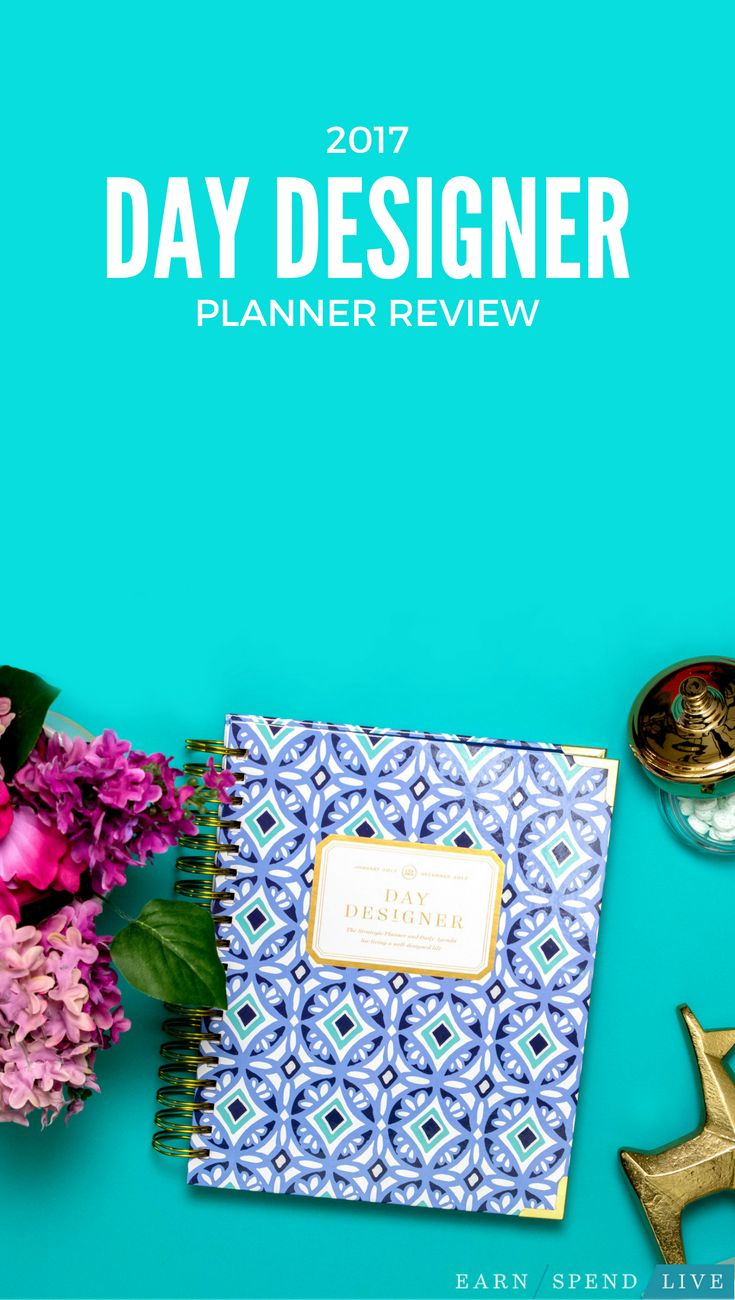 From their flawlessly designed daily pages to the revamped goal-setting worksheets, the 2017 Day Designer planner will help you slay 2017.