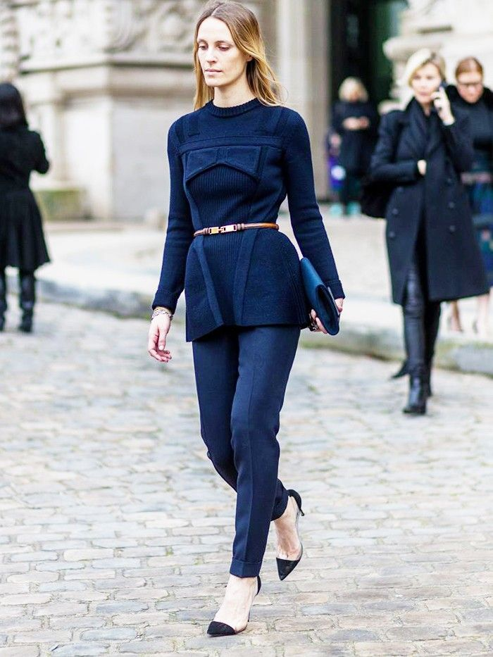 The Latest Street Style Photos From Couture Fashion Week via @WhoWhatWearUK