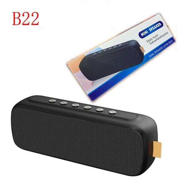 Мини Портативный 3D Surround Стерео Bluetooth Спикер FM Радио Компьютерные Колонки Встроенный Micphone Портативный Mp3 Беспроводные Колонки