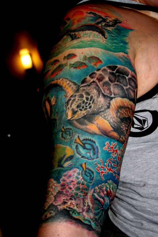This unique tattoo designs are most commonly known as the tattoo is placed in the middle of the arm and shoulder with the most popular tattoos for girls Koi fish flowing into. Description from tattoostingo.com. I searched for this on bing.com/images