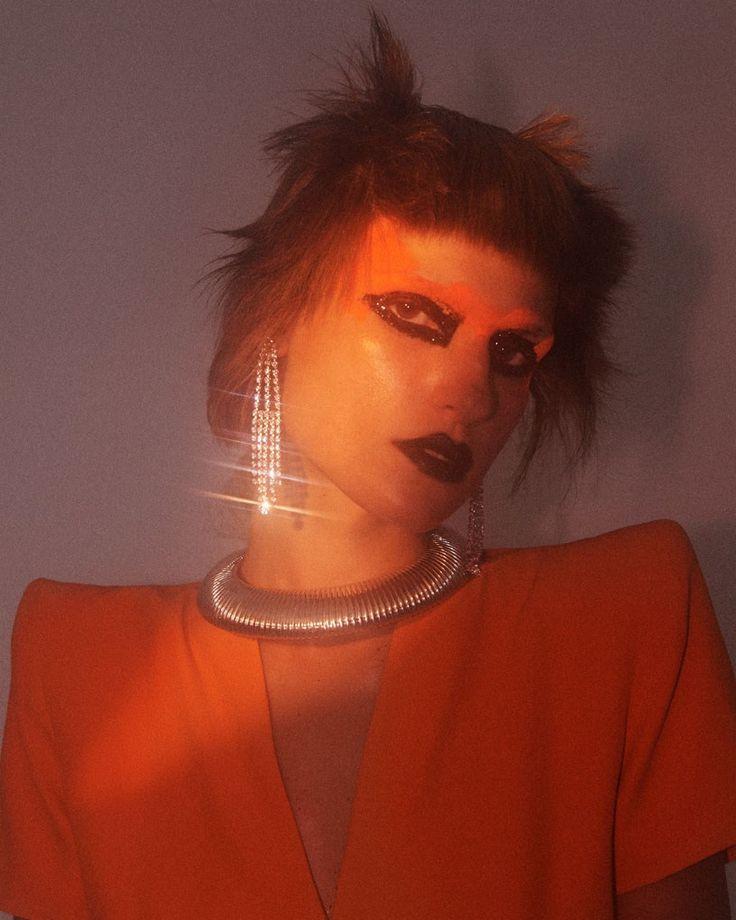 Saint Laurent's AW16 jewellery collection | King Kong magazine | Ph: Mark Luckasavage | Model: Cate Underwood | Hair: Hiro+Mark | Makeup: Yuki Hayashi at Streeters | Stylist: Melissa Wong