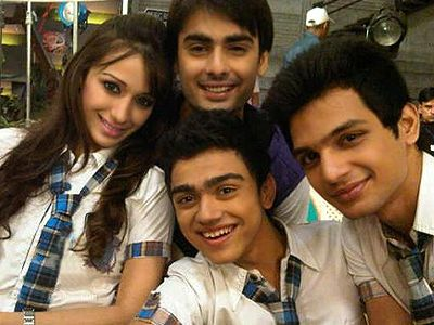 Rohan Shah in Channel V's Best Friends Forever!