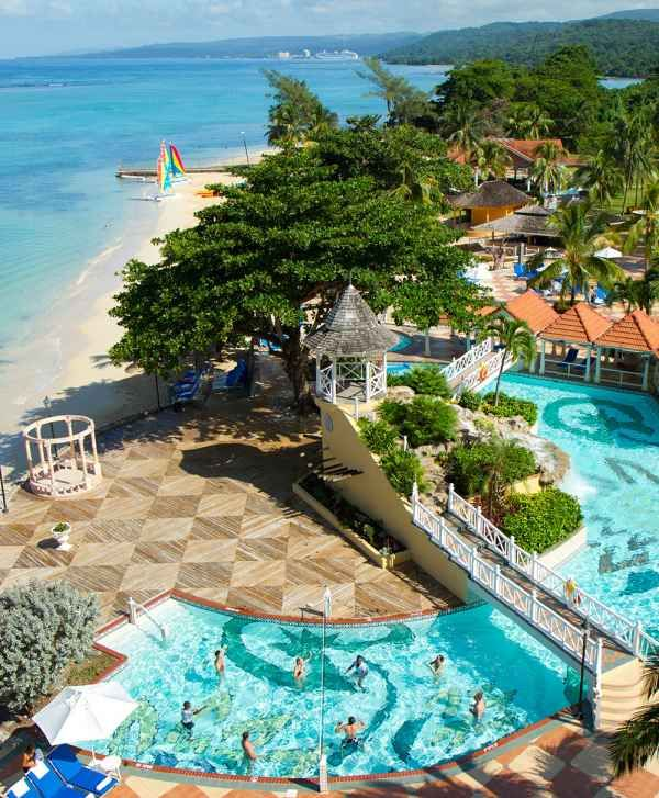 Best All-Inclusive Resorts in Jamaica | All-Inclusive Destination Weddings | All-Inclusive Honeymoons| Jewel Dunn's River Beach Resort & Spa, Ocho Rios . My resort :)
