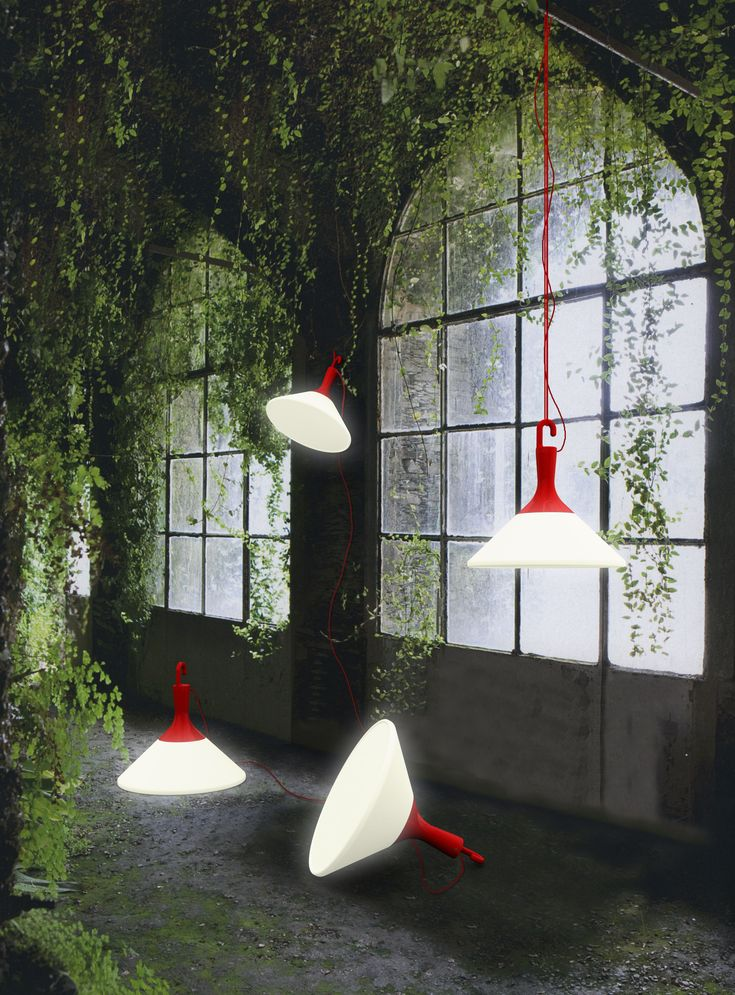 Zelight Is A Suspension Lamp Designed By Miki Astori For Driade, Made In  Polyethylene.