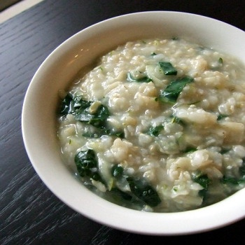 how to cook rice congee