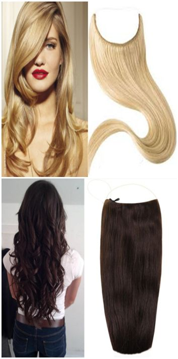 82 best hair extensions images on pinterest hairstyles flip in hair extensions quick easy hairstyling techniques ideas long pmusecretfo Images