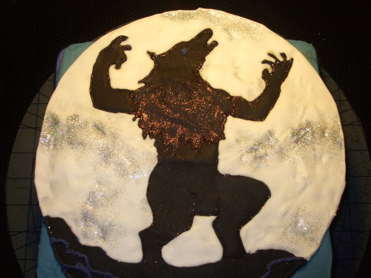 Cake Artist Sarah Jones : 18 best images about Themed Sweets (Werewolf) Examples on ...