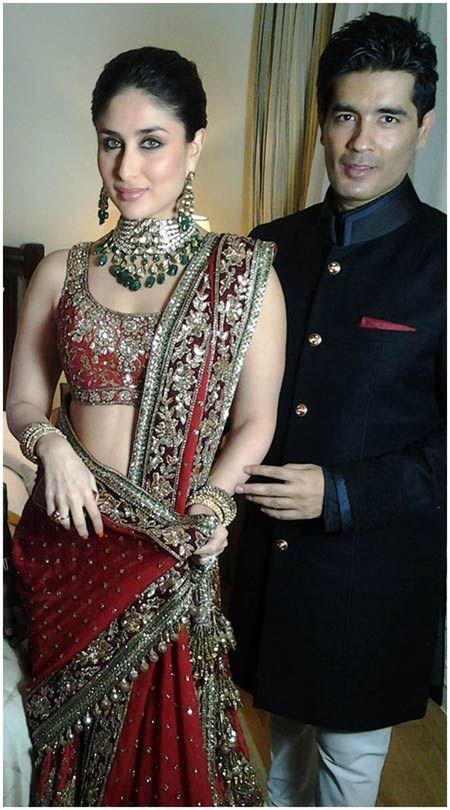 Olha O Casamento de Kareena Kapoor