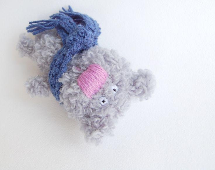 Crochet Teddy Bear toy Stuffed Animal Bear Soft toy eco-friendly by RomeoShop on Etsy