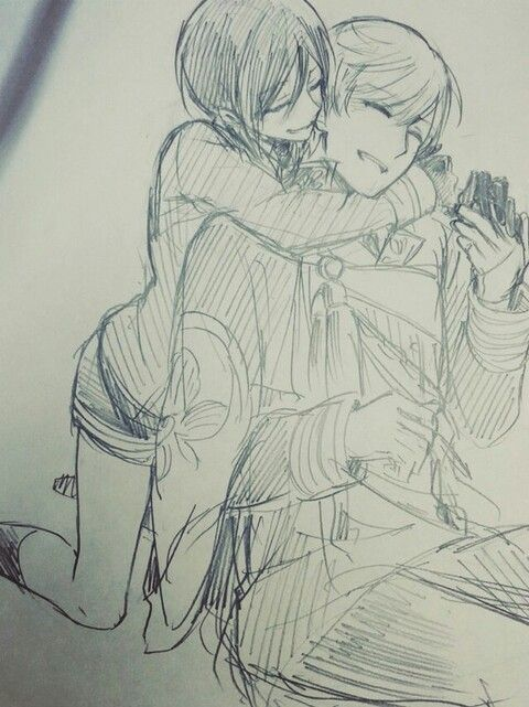 Yagen and Ichi nii