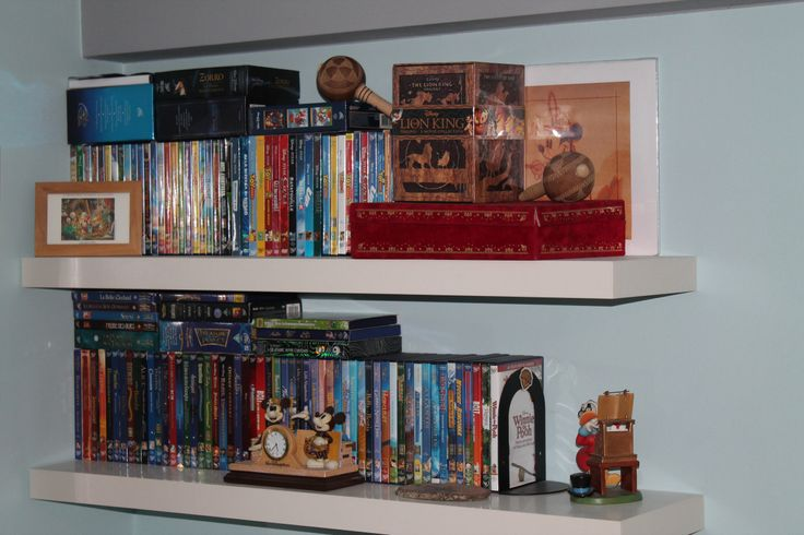 Disney Blu Ray Collection