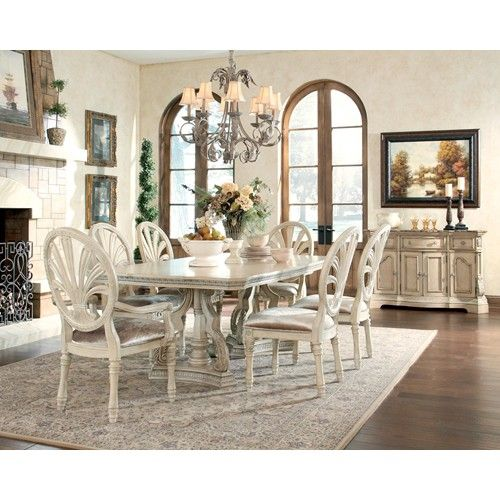 Ashley Millennium Ortanique Traditional Dining Room Server With Marble Top    Ivan Smith Furniture   Serving