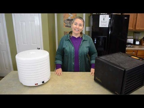 Excalibur vs Nesco-American Harvest In this video Jennifer compares the Excalibur Dehydrator to the Nesco-American Harvest Dehydrator. (great video I should watch again. DH)