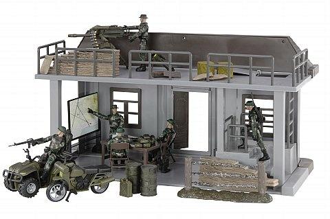 World Peacekeepers Battle Command Post