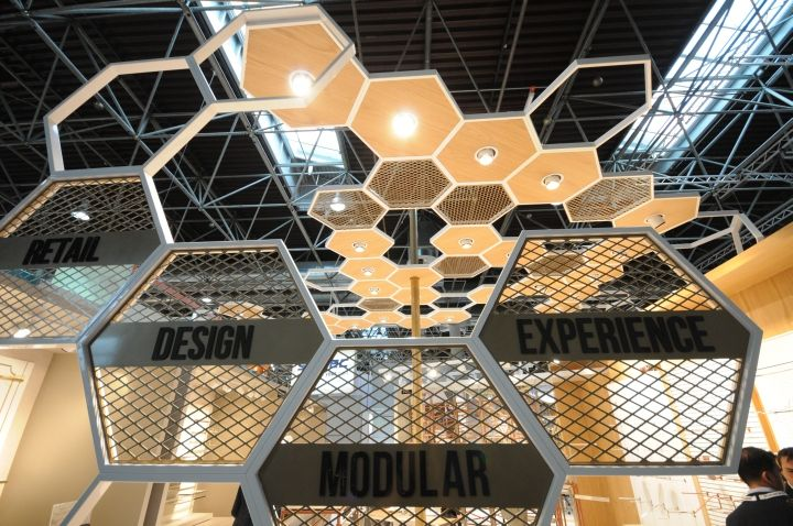 Euroshop Düsseldorf 2014 – CEVIZOGLU MAGAZACILIK / SHOPLINE »  Retail Design Blog